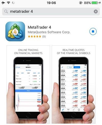 Metatrader телефон