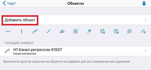 mt4 смартфон