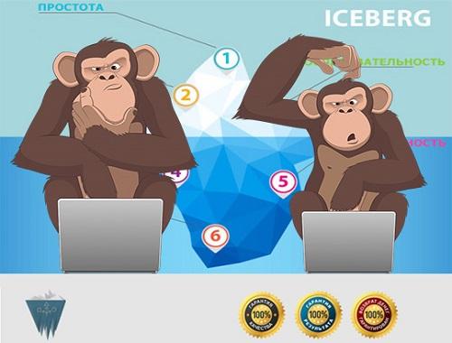 Iceberg Selection